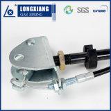 Bloqueio de mola de gás pressurizado ajustável
