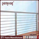 Modèle de balustrade de balcon de fil d'acier inoxydable (DMS-B2515)