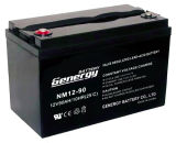 batteria del gel 12V100ah per il progetto di potere solo del basamento