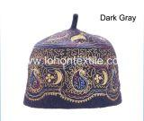 Kundenspezifische Winter-Hut-moslemischer Hut-Wannen-Hut für islamisches