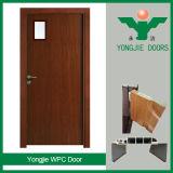 Puerta interior de encargo de la talla y del color WPC