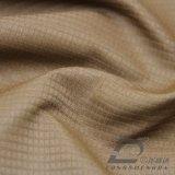 Água & do Sportswear tela 100% tecida do Pongee do poliéster do jacquard da manta para baixo revestimento ao ar livre Vento-Resistente (E223)