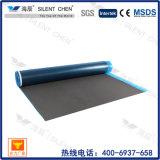 La espuma de EVA del aislante sano fue la base con la película azul del PE (EVA30-6)