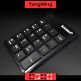 Клавиатура Ym-Kd01 миниой клавиатуры USB кнопочной панели 2.4G системы Baccarat беспроволочной численной численной преданная беспроволочная