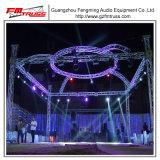 Sistema de aluminio del braguero de la estructura para el acontecimiento de la feria profesional