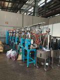 Se busca agente de Equipo plástico aérea auxiliar de acero inoxidable Tolva secadora para Extrusora
