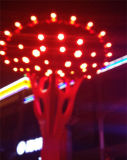 200W LED UFO 조경 빛