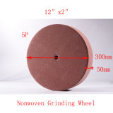 "12 ""X2"" 5p Wire Drawing Tuck Point Abrasive Non Woven Polishing"