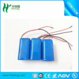 3.2V 3.2 batería cilíndrica LiFePO4 14500 del litio de voltio 650mAh del ion recargable de Li
