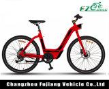 Avec 36V 250W / 500W Hub Motor Woman Electric Bicycle