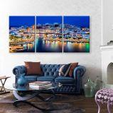 Het aangepaste Hout Frame Katoenen/van de Polyester Afdrukken van /Linen/Canvas, volgt het Af:drukken van het Canvas