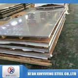 Placa de aço inoxidável frente e verso de S31803 S32205