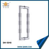 Maniglia di vetro di vetro della cerniera di portello dell'acciaio inossidabile