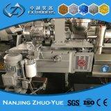 Mini máquina extrusora de doble husillo para la granulación