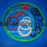 Колцеобразные уплотнения поставкы фабрики резиновый/наборы уплотнения с различными цветами/материалами