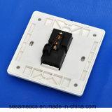 Plástico nenhuma tecla da saída da porta de COM do Nc com base com luminoso (SB1M6)