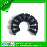 Tornillo de máquina negro de acero de la pista Hex M10*20 de Carboon