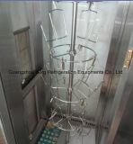 Gas alta calidad de la máquina 3 Quemadores Doner Kebab
