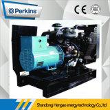 Perkins 엔진을%s 가진 12.5kVA 60Hz 휴대용 침묵하는 디젤 엔진 발전기