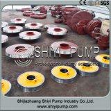 Haltbare Schlamm-Schlamm Centrifgual Pumpen-Ersatzteile spiralförmig