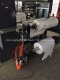 Stampatrice di carta di Flexo del sacchetto del film di materia plastica di colore di alta velocità 4
