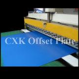 Blaue Beschichtung-thermische Positiv CTP-Platte