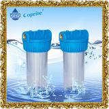 Freies Wasser-Filtergehäuse