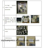 H 프레임 단 하나 불안정한 기계적인 압박 Ompi 이탈리아 건조한 클러치, 대만 Teco 모터, 일본 NTN/NSK 방위를 가진 300 톤