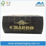 Dongguan 여송연 포장을%s 종이에 의하여 제작된 담배 우표 상자를 예약했다