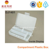 Gerät organisierte Plastik organisierten Kasten