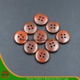 4つの穴の新しいデザイン木ボタン(HSYB-1701)