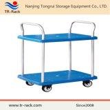 Caminhão de mão de dobramento de Flatform do armazenamento para transportar
