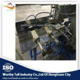 Fabrik-Preis-Baumwollputzlappen, der trocknende Maschine herstellt
