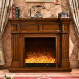 現代簡単なLEDはつける暖房の遠隔電気暖炉(343)を