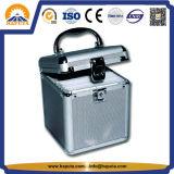 Veilige CD & DVD van het Geval van het Aluminium (hw-5021)