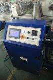 Bouteille/bidons complètement automatiques de film de PE rétrécissant la machine à emballer
