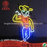 Luz de la cuerda de la señal de neón de la animación del precio de fábrica para la decoración al aire libre