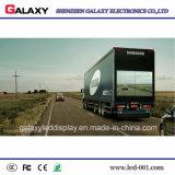 De openlucht Mobiele LEIDENE van de Kleur van de Vrachtwagen Volledige VideoVertoning van het Scherm voor Reclame P5/P6/P8/P10