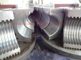 PVC単一の壁の波形の管の生産ライン