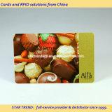 Snack Bar Card Feito de PVC com fita magnética (ISO 7811)