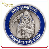Изготовленный на заказ античная бронзовая монетка возможности подарка сувенира 3D
