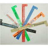 Custom Party Ticket One Time Use PVC NFC Wristband Bracelet