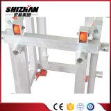 Armature en aluminium carrée de broche de Shizhan