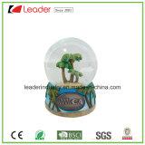 Globo personalizzato dell'acqua con 60mm per il regalo promozionale e la decorazione domestica, fatto di Polyreisn
