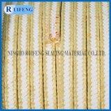 Yp011 PTFE с волокном Aramid в углах усилило плетеную набивку