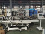 Gat van het Slot van de Deur van de hoge snelheid het Automatische Houten en Boring Machine tc-60ms-CNC-A van de Scharnier
