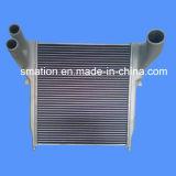 Auto van de Diesel van de Turbine van het Aluminium van de Auto van de Vrachtwagen TurboIntercooler van de Kern van de Lucht van het Water Motor van de Benzine Koelere