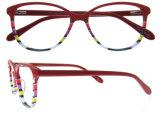 최신 새로운 디자인 아세테이트 Eyewear 안경알 광학 프레임