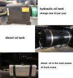 Camion célèbre de grue de bras de boum de moteur diesel de Yuchai