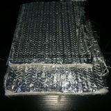 Fiberglas-Nadel-Zudecke für Filt oder Isolierung, kardierende Fiberglas-Matte, Silikon-Fiberglas-Filz, mit Alu Folie